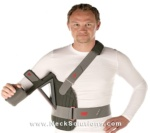 shoulder pain brace