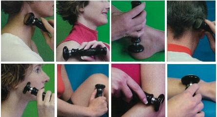 wheel massager uses