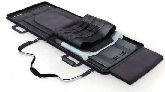 saunders lumbar traction device