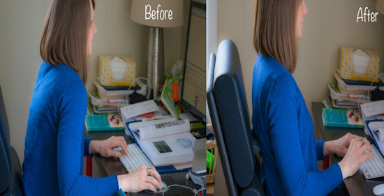 orthotic for neck and back