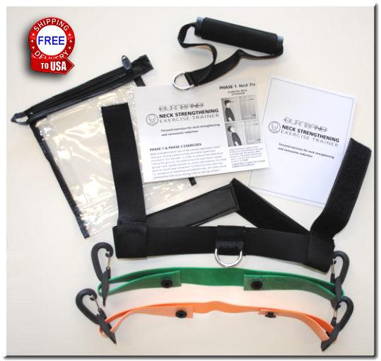 neck strengthening exercises kit