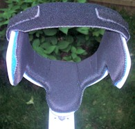 custom application headpiece
