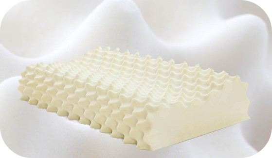 Latex Pillow - Natural Latex Pillows For Neck Pain In Talalay & Dunlop