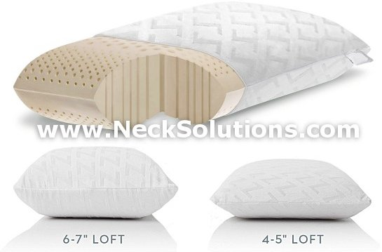 latex bed pillow - Latex Bed
