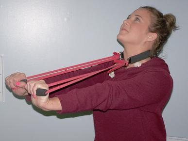 professional neck exerciser