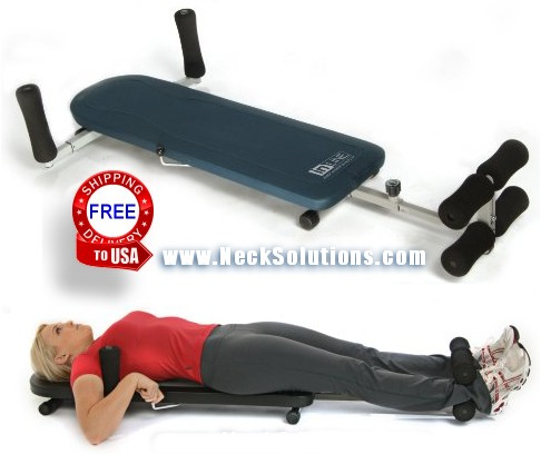 home traction bench