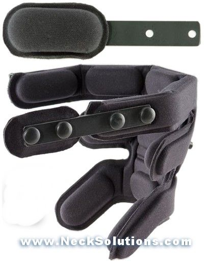 side pads for wheelchair  headrest