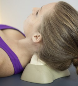 deep therapy to suboccipitals