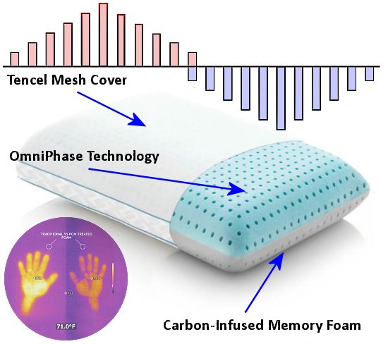pillow science new technology