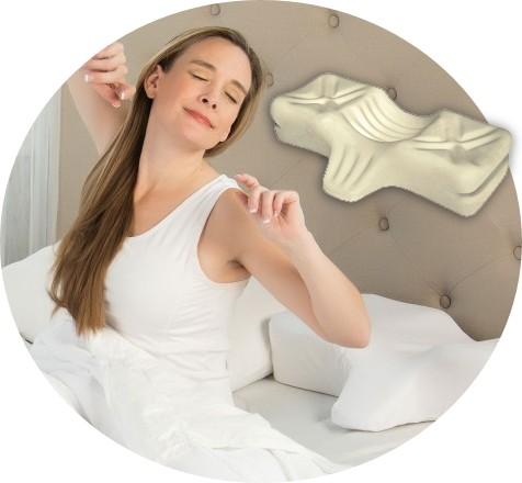 reduce morning neck stiffness