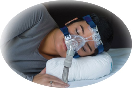 Cpap Pillows Full Amp Travel Size Offers Cool Comfort