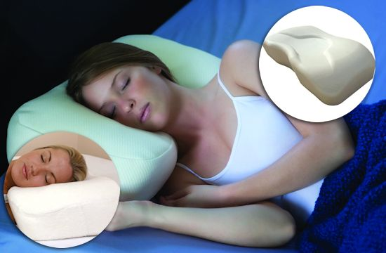 side sleeping in comfort