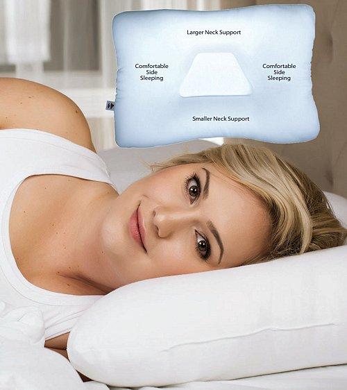 side sleeping pillows