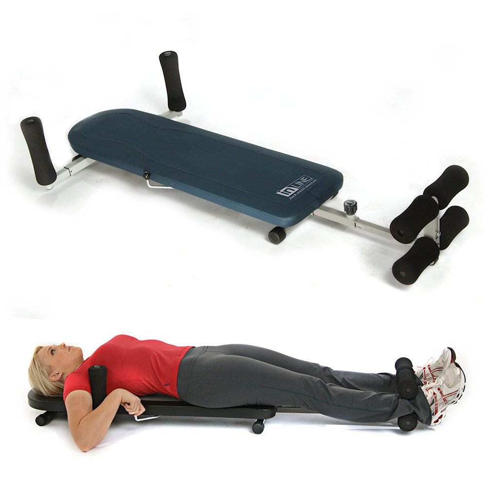 Spinal Decompression Machine Back Traction Bench
