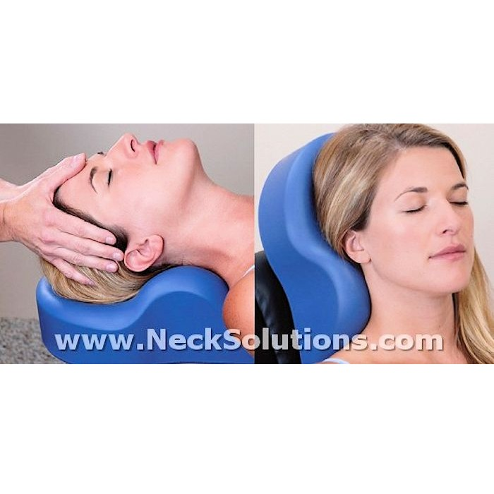 Cervical Traction Pillow Traction Neck Rest Pillow