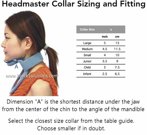 headmaster collar measuring guide