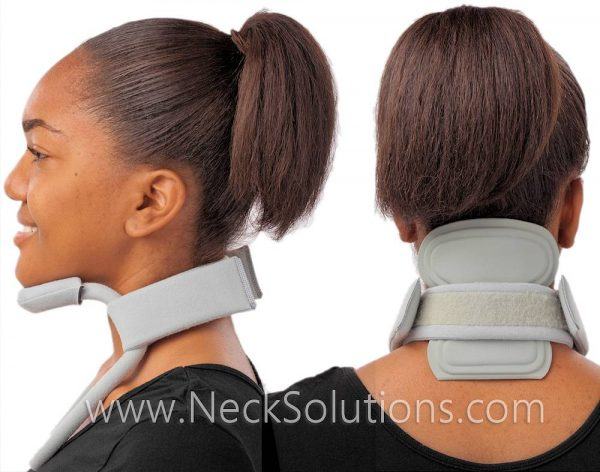 neck pad on headmaster collar
