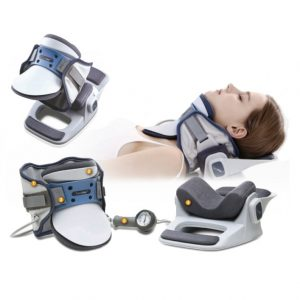 cervical traction system
