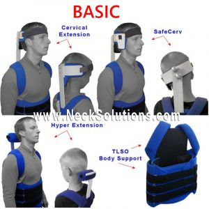 basic head support system