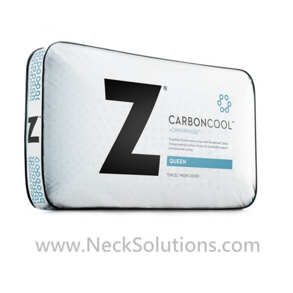 carbon cool pillow package