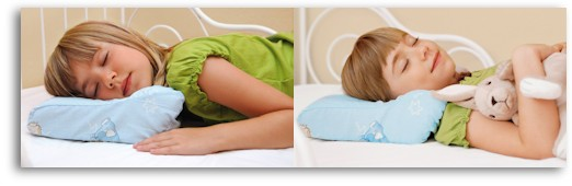 Swedish pillow for children