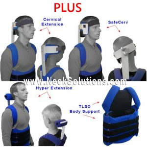 plus head support system