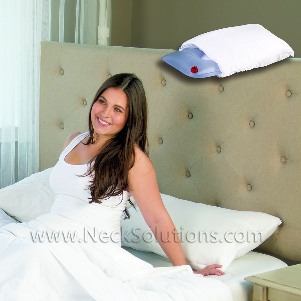 Cervical Water Pillow Orthopedic Water Pillow
