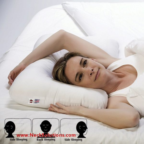 neck pillow back sleeping