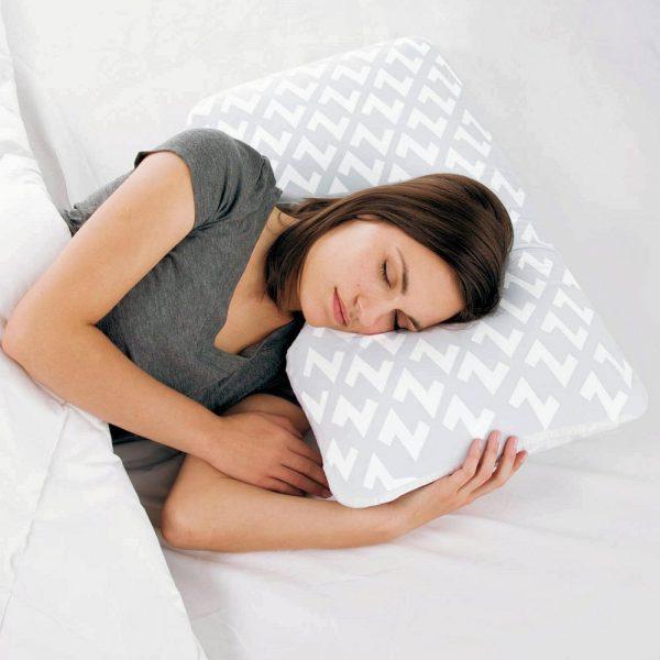 side sleeper pillow model