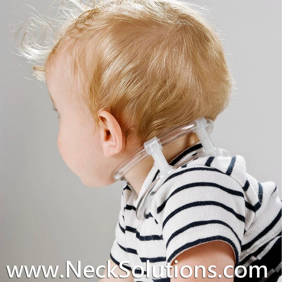 Tot Collar Torticollis Treatment For Infants Children