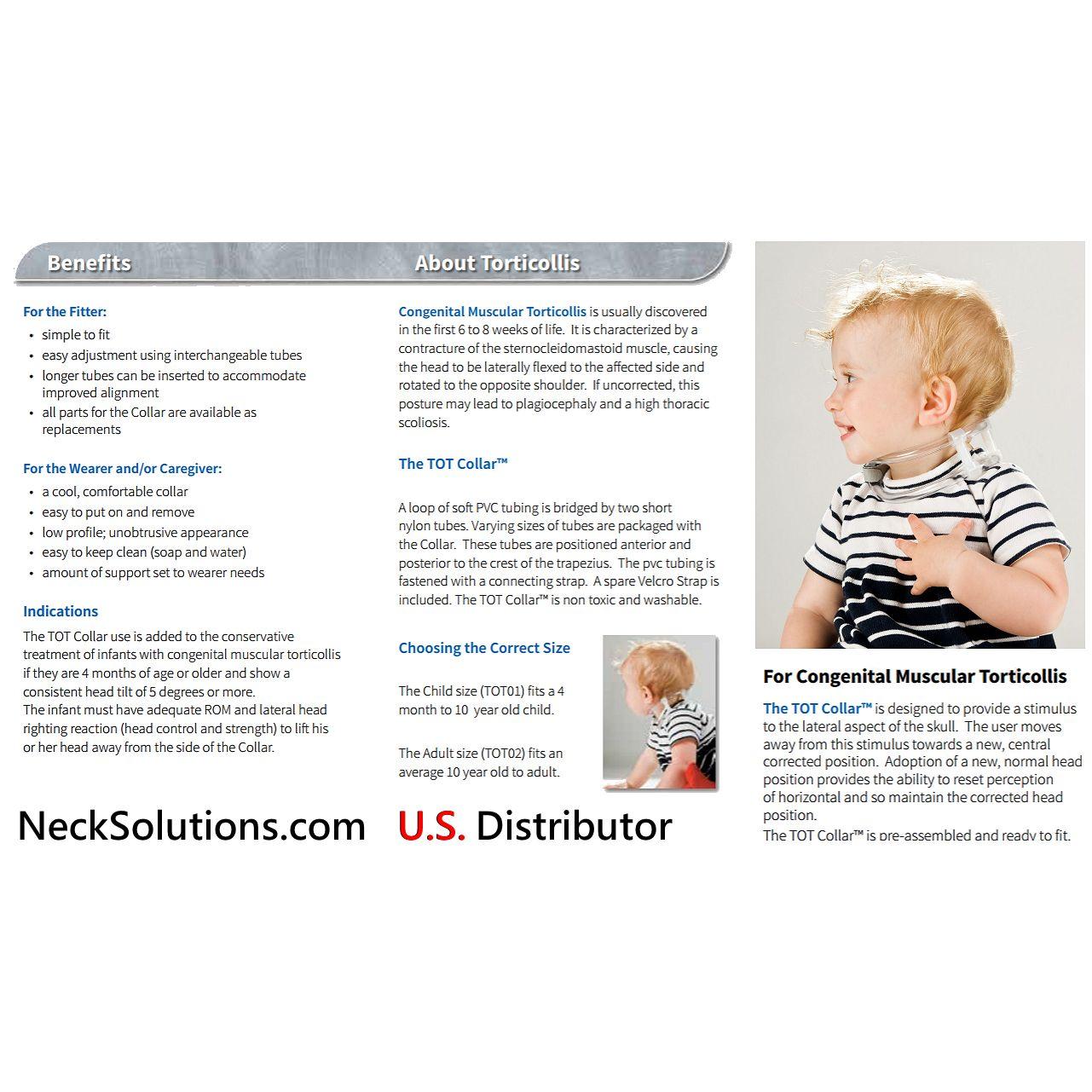 e1bd7ae4d821 Tot Collar - Torticollis Treatment For Infants