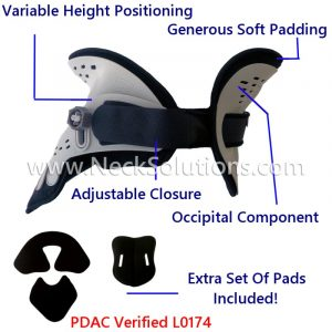 SmartSpine Collar Features
