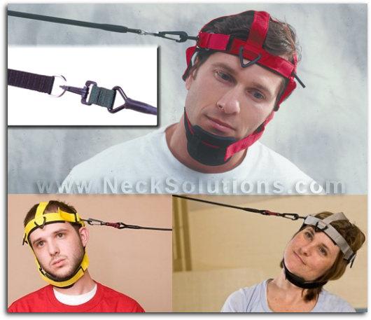 head harness neck exerciser