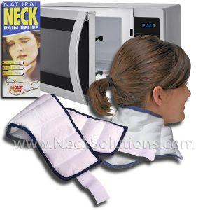 microwavable neck wrap