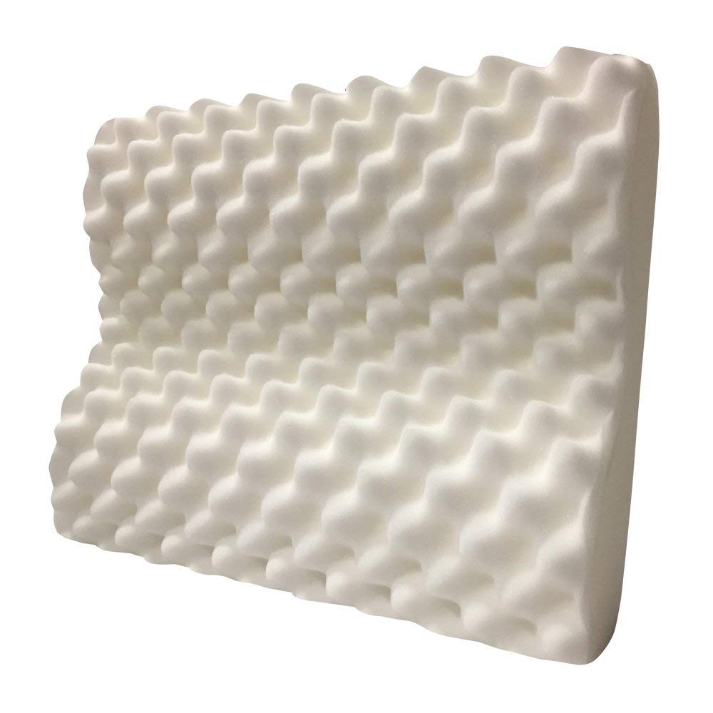 Cervical Neck Pillow Egg Crate Design