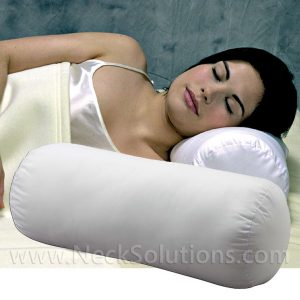 comfort neck roll pillow