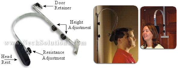 home neck exerciser