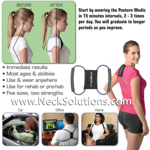 posture brace benefits