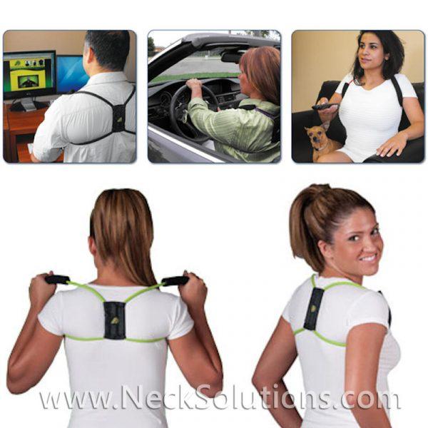 posture brace uses