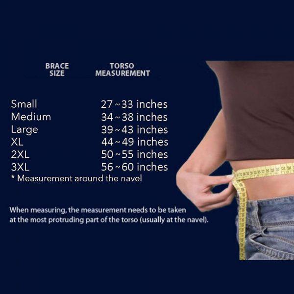 belt sizing