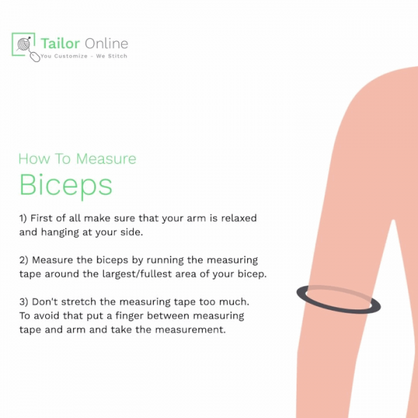 measuring for brace