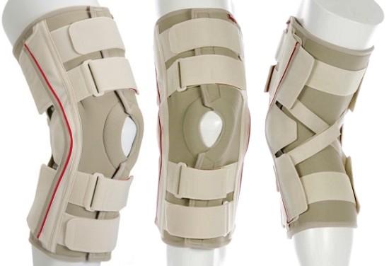 knee brace for weak muscles