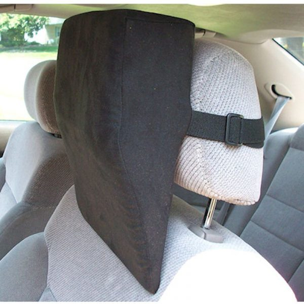 add on headrest cloth