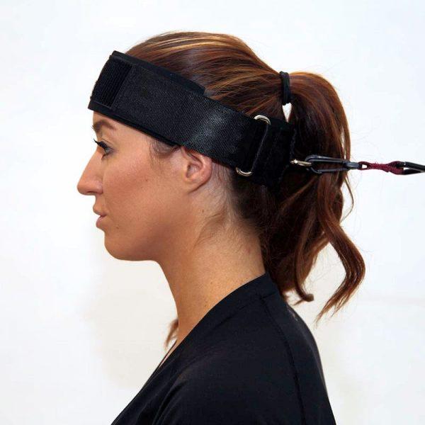 head strap neck exerciser