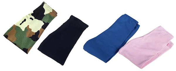head support collar replacement covers