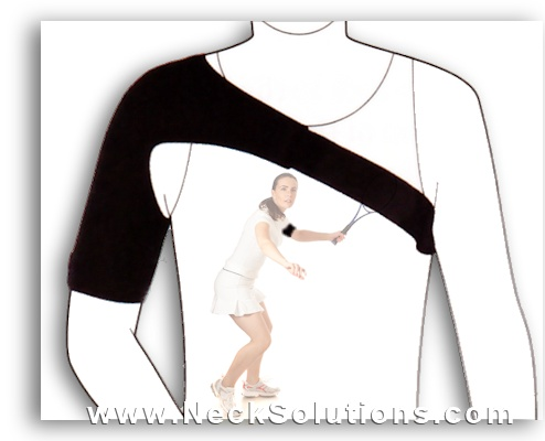 sports shoulder brace