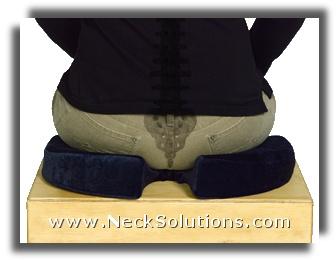 tailbone relief cushion