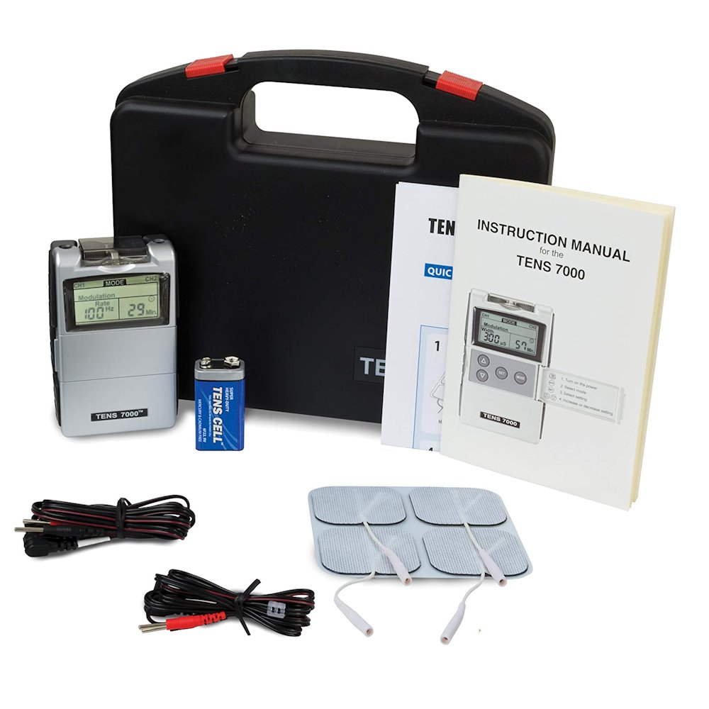 Tens Unit Portable Electrical Stimulation For Pain Relief