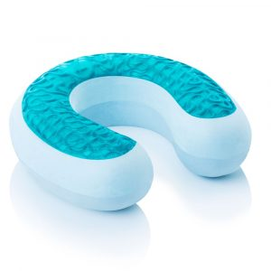 cooling travel neck pillow