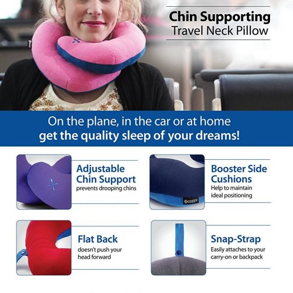 wraparound neck pillow